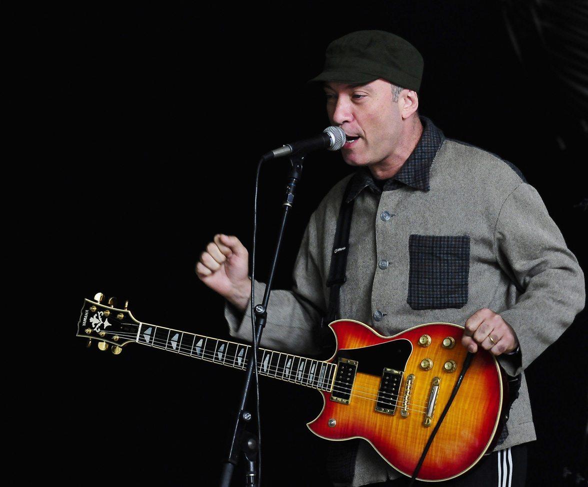 Edgard Scandurra, um dos principais guitarristas brasileiros